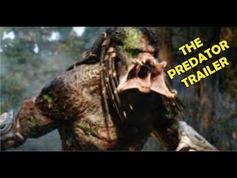 The Predator - Final Trailer Dont miss it