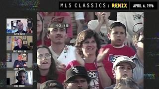 CLASSIC FULL MATCH: San Jose Clash vs D.C. United | First-Ever MLS Match | MLS Remix by Major League Soccer