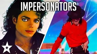 Video BEST Michael Jackson Tributes WORLDWIDE | Got Talent Global MP3, 3GP, MP4, WEBM, AVI, FLV Mei 2018