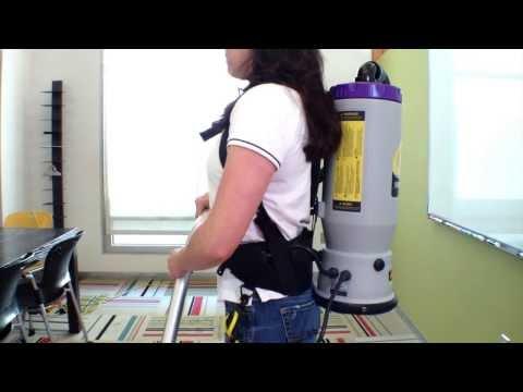 Backpack Vacuum: Proper Use