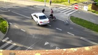 """Z cyklu """"j***ni rowerzyści"""""""