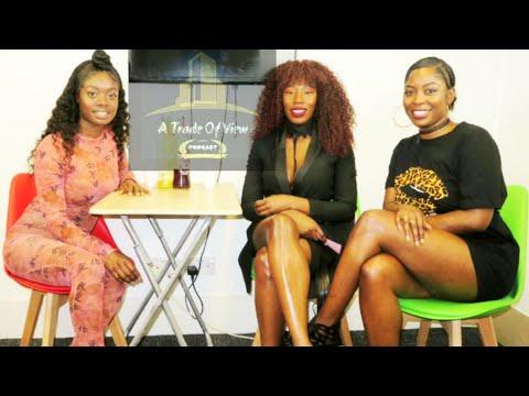 Kashane Swaby - Talks Bespoke Design, D'Angel, Fashion shows+ Keisha White - A Trade Of View Podcast