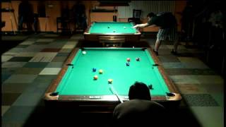 Jose Parica VS Jason Williams / 2012 Chet Itow Memorial 9-Ball Tournament
