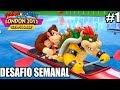 Mario Sonic At London 2012 Olympic Games Wii Desafio Se