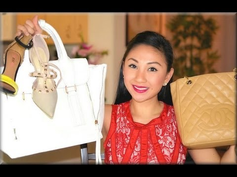 DESIGNER DUPES for LESS: HANDBAGS & HEELS ! Valentino, Chanel, Christian Louboutin DUPES!