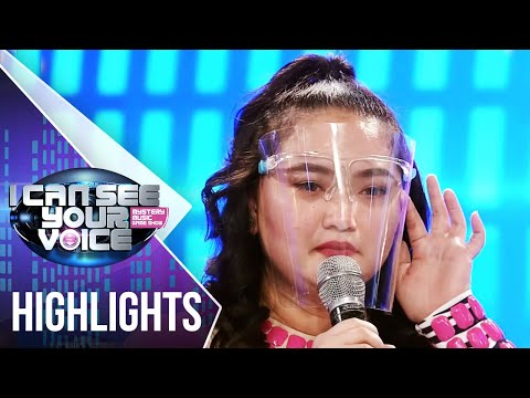 Barbie Ocon, nanawagan sa nawawala niyang kapatid | I Can See Your Voice PH