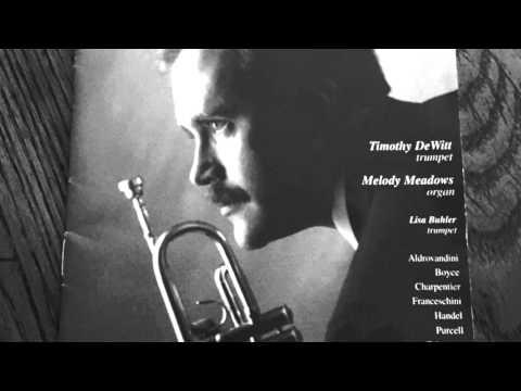 Franceschini:  Sonata a 7 con due Trombe:  Allegro