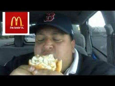 McDonald's® Epic Filet-O-Fishzilla REVIEW!