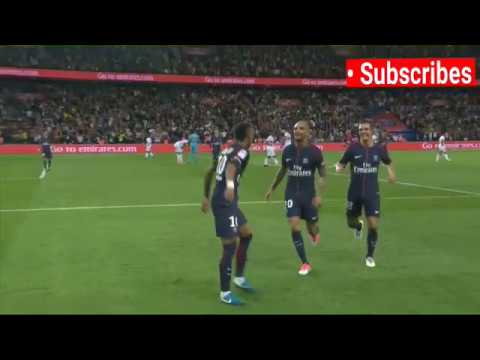 Match Highlights- PSG 6-2 Toulouse