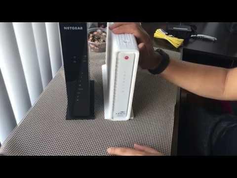 The best Modem WIFI Router!!! NETGEAR AC1750 Unboxing!!