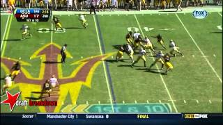 Brett Hundley vs Arizona State (2012)