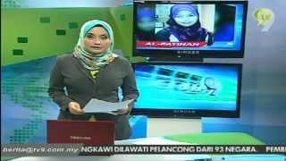 Video Al Fatihah Syaleza Tv9 MP3, 3GP, MP4, WEBM, AVI, FLV Oktober 2018