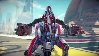 RIGS: Mechanised Combat League