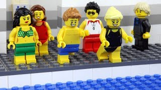 Video Lego Swimming Pool MP3, 3GP, MP4, WEBM, AVI, FLV Juni 2018