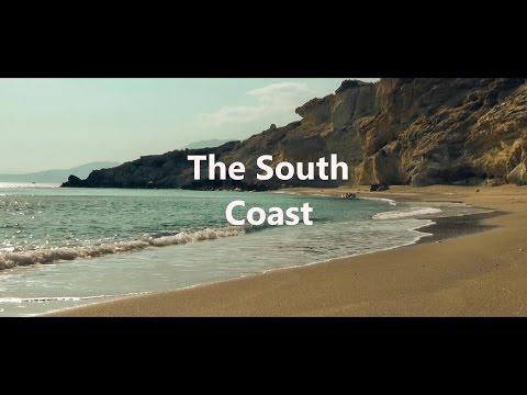 The Cretan South Coast