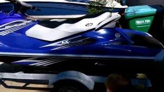 4. 2008 Yamaha vx deluxe.  85 hours.  $4700 Jet ski waverunner