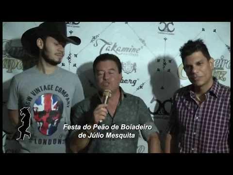 Programa Show da Terra  Entrevista Carreiro & Capataz