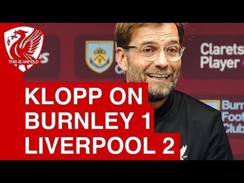 Liverpool's Centre Back Gifts Continue at Burnley