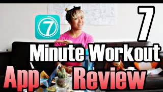 "#HEROTech weekly App Review. Here's an overview of how I use ""Seven"" the Seven Minute Workout app. ""Seven"" provides a comprehensive full body work out to be done daily over the period of seven months.I started using it to add a new variety to my morning routine. Its both intense and fun but only for seven minutes! There's no heavy duty equipment necessary, just your body weight, a wall and a chair; its simple but challenging. I KNOW YOU CAN DO IT. I highly recommend this app to: - Anyone looking to create a daily workout habit- Those who travel- Anyone looking to try a fitness app for the first timeWHAT'S YOUR WORKOUT LOOK LIKE? Share with me in the comments!Download ""Seven"" for iOS: https://itunes.apple.com/us/app/7-minute-workout-seven-high/id650276551?mt=8Download Sleep Cycle for Android: https://play.google.com/store/apps/details?id=se.perigee.android.sevenWebsite: http://perigee.se/up, Up and AWAY!Super Ivi, The Hashtag HEROPS: you have suggestions for next weeks app review, leave a comment! Have a good workout ;-)Thank you to our sponsors!!MessQueen New York: http://messqueen.com/The Chalkboard Tee: http://www.thechalkboardtee.com/Follow The Adventures @TheHashtagHEROhttps://www.Facebook.com/TheHashtagHEROhttps://Twitter.com/TheHashtagHEROhttps://Instagram.com/TheHashtagHEROSubscribe to our mailing list receive updates on Events, Hangouts, News and all things super!http://www.TheHashtagHERO.com/eventsFollow The Adventures @TheHashtagHEROhttps://www.Facebook.com/TheHashtagHEROhttps://Twitter.com/TheHashtagHEROhttps://Instagram.com/TheHashtagHEROSubscribe our kickass mailing list to receive updates on Events, Hangouts, News and all things super!http://www.TheHashtagHERO.com/events"