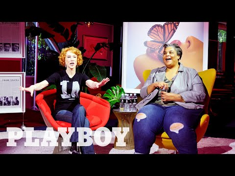 The Playhouse Presents: The Playboy Interview With Roxane Gay & Kathy Griffin