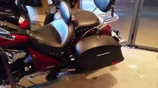 9. 2010 Honda Stateline 1300 Motorcycle Saddlebags Review - vikingbags.com
