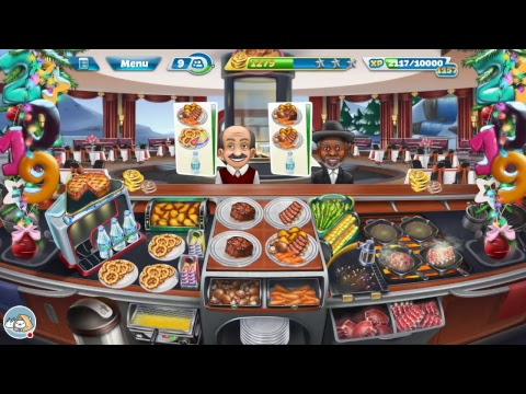 Cooking Fever Level 40th Of All Restaurants 20181223