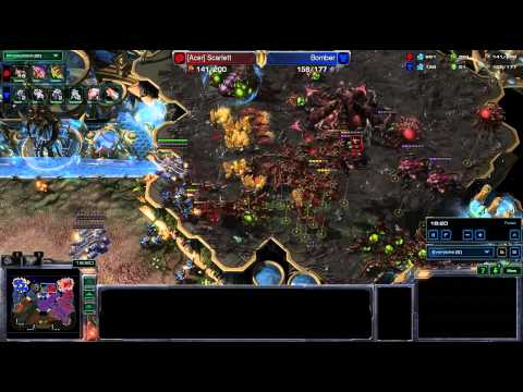 starcraft 2 - SUBSCRIBE: http://www.youtube.com/subscription_center?add_user=hdstarcraft Facebook: http://www.facebook.com/pages/HDstarcraft/111965302161155?v=wall Twitter...