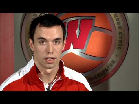 Wisconsin Men's Basketball 2013 Senior Tribute