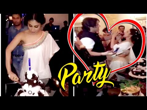 Mouni Roy's Romantic Birthday With Boyfriend Mohit
