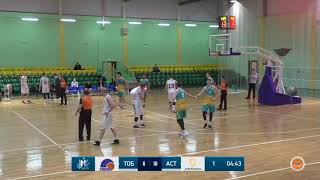 Барлық ойын— Ұлттық лига: «Тобыл»vs «Астана» (1-шi ойын)