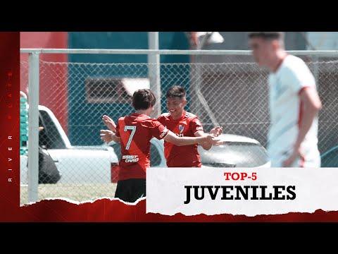 Los mejores goles del semillero vs. San Lorenzo