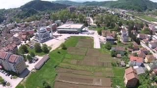 مدينة ماغلاي في البوسنة والهرسك