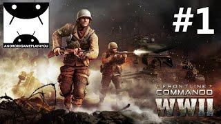 Frontline Commando: WW2 videosu