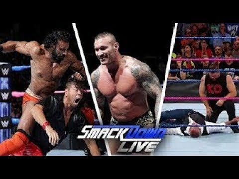 WWE Smackdown 3 October 2017 Highlights HD - WWE Smackdown 03/10/2017 Highlights HD