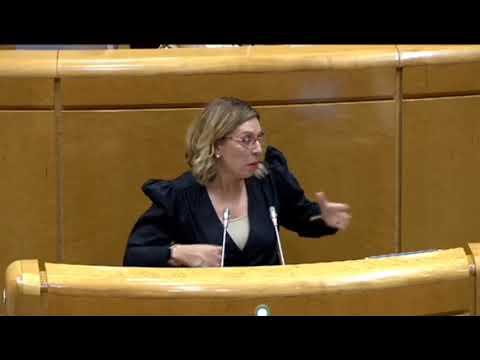 Amelia Salanueva responde a EH Bildu sobre la defensa de la identidad navarra