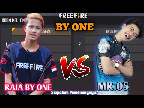 DI TANTANG BY 1 EVOS.MR05, GUA EMOTIN?!! - FREE FIRE