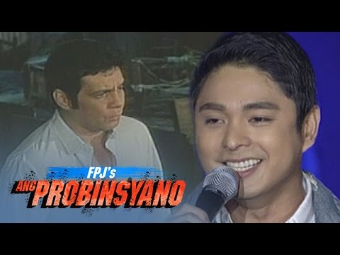 "Coco Martin Sings ""Doon Lang"" With FPJ 