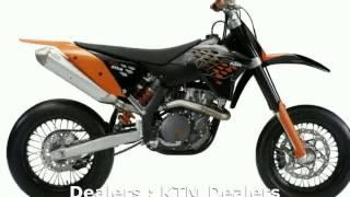 5. 2007 KTM SMR 450 Features, Details