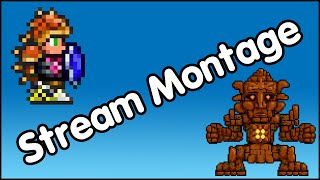 Live Stream Montage 13 - Terraria Is Back!