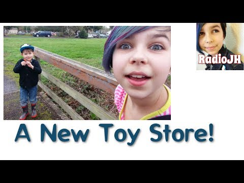Toy Store - We found a new local toy called Replay Toys and we love it! They had tons of old toys and some new ones too. This one will be on future hunting videos for su...