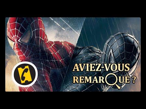 Aviez-vous remarqué ? Spider-Man 3