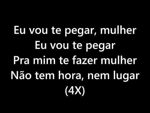 MC Pedrinho - Eu Vou Te Pegar (LETRA)