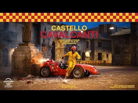 castello - CAST & CREW Jason Schwartzman Giada Colagrande Written and directed by Wes Anderson Cinematography: Darius Khondji Editing: Stephen Perkins Production Design...