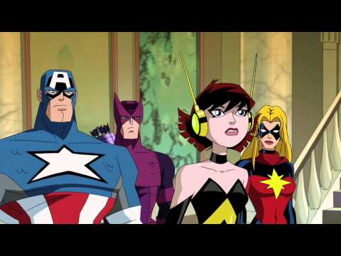 The Avengers: Earth's Mightiest Heroes! Season 2 Ep. 8 - Clip 1