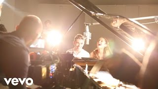 Ariana Grande music video Almost Is Never Enough (feat. Nathan Sykes)