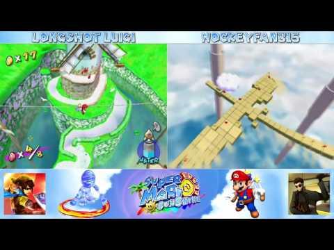 Super Mario Sunshine Drunken Race - Episode 6