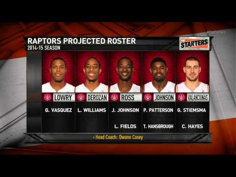 2015 Toronto Raptors