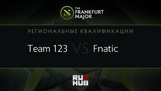 Fnatic vs SatuDuaTiga, game 2