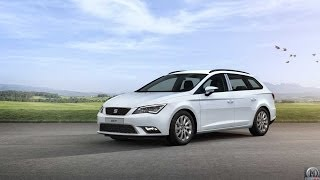 Making Of Seat Leon ST