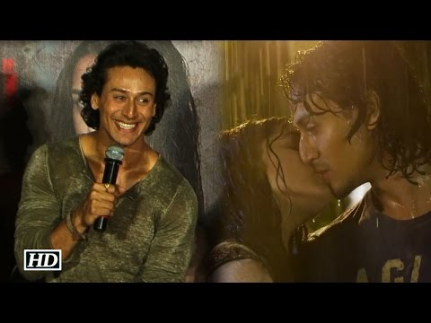 Tiger Shroff REACTS On Kissing Scenes With Shraddha | Baaghi: Rebels In Love